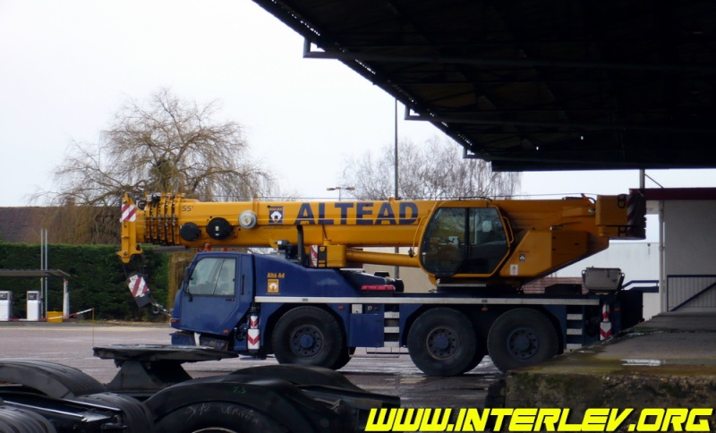Les grues de ALTEAD (Groupe AlteAd) (France) Altead22