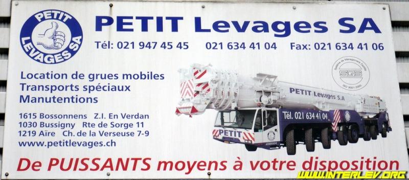 Les grues de PETIT LEVAGES (Suisse) Petit_36