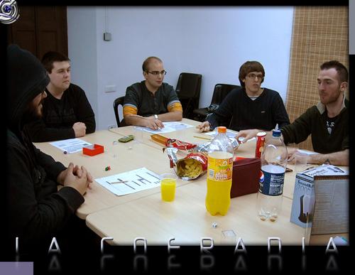 COFRADIA 2012 Inicio de nuevo ejercicio.. Warham10