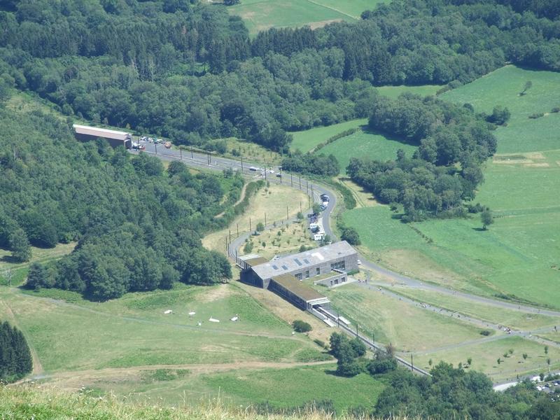 Panoramique des Dômes  Dscf5214