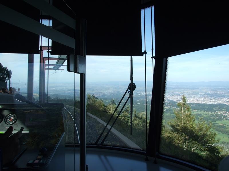 Panoramique des Dômes  Dscf5332