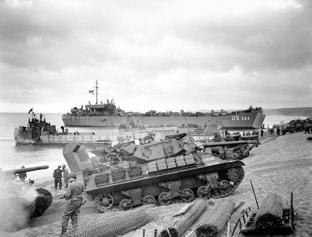 """Préparations du Dday """"06 Juin 1944"""" Slapon11"""