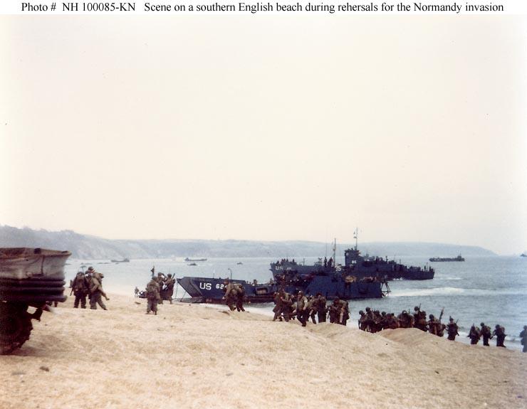 "Préparations du Dday ""06 Juin 1944"" Slapto11"