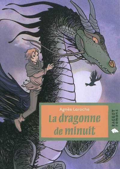 [Laroche, Agnès] La dragonne de minuit Dragon10