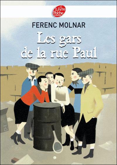 [Molnar, Ferenc] Les gars de la rue saint Paul Gars10