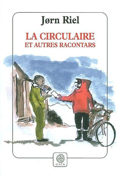 [Riel, Jorn] La circulaire et autres racontars La-cir10