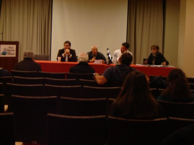 Συνάντηση Ομοσπονδίας Βατικιώτικων Συλλόγων με τους Συλλόγους. Dsc03922
