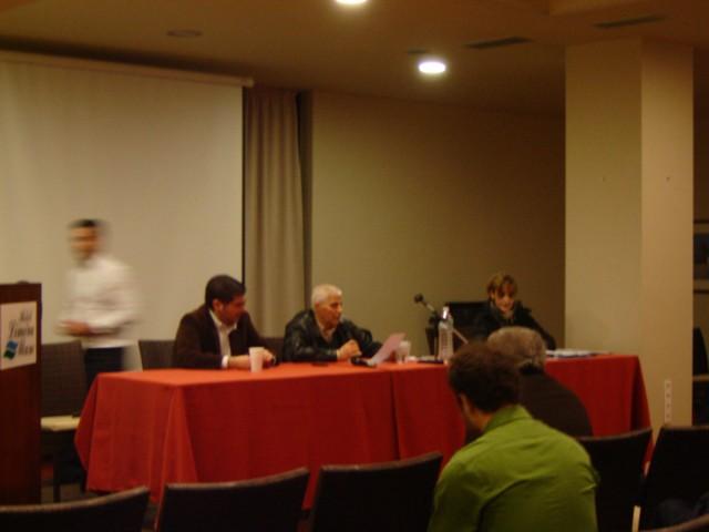 Συνάντηση Ομοσπονδίας Βατικιώτικων Συλλόγων με τους Συλλόγους. Dsc03923