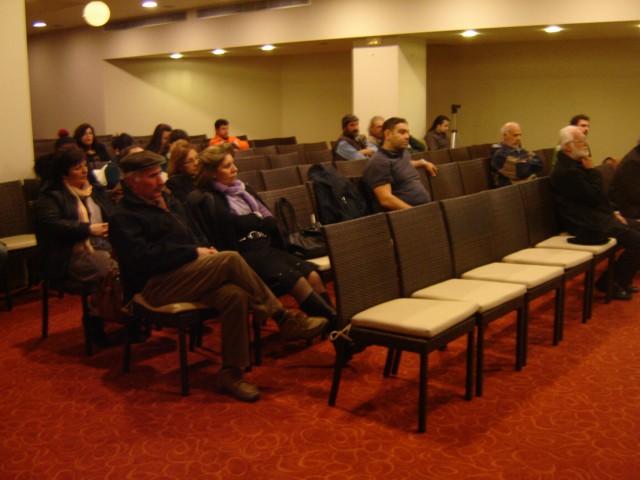 Συνάντηση Ομοσπονδίας Βατικιώτικων Συλλόγων με τους Συλλόγους. Dsc03924