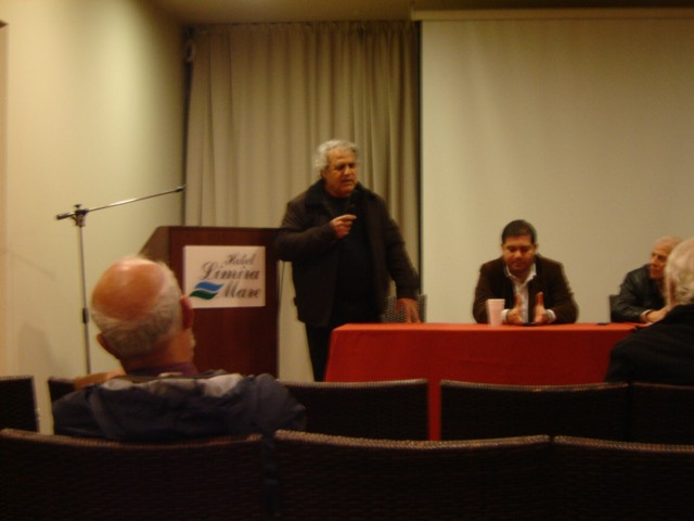 Συνάντηση Ομοσπονδίας Βατικιώτικων Συλλόγων με τους Συλλόγους. Dsc04010