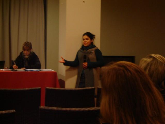 Συνάντηση Ομοσπονδίας Βατικιώτικων Συλλόγων με τους Συλλόγους. Dsc04012