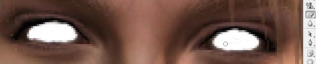 [Photoshop] Changer l'orientation du regard 2-010