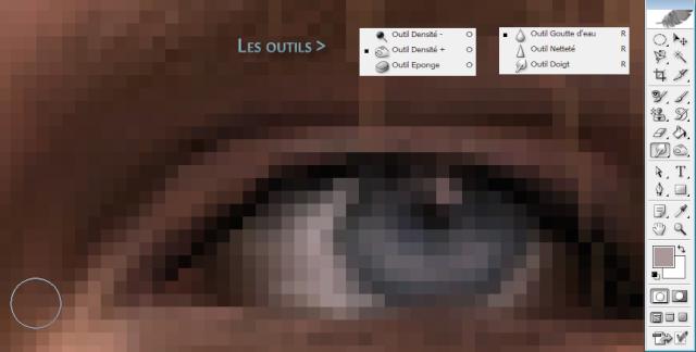 [Photoshop] Changer l'orientation du regard 4-010
