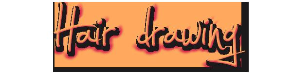 [Intermédiaire] Hair drawing Titre16