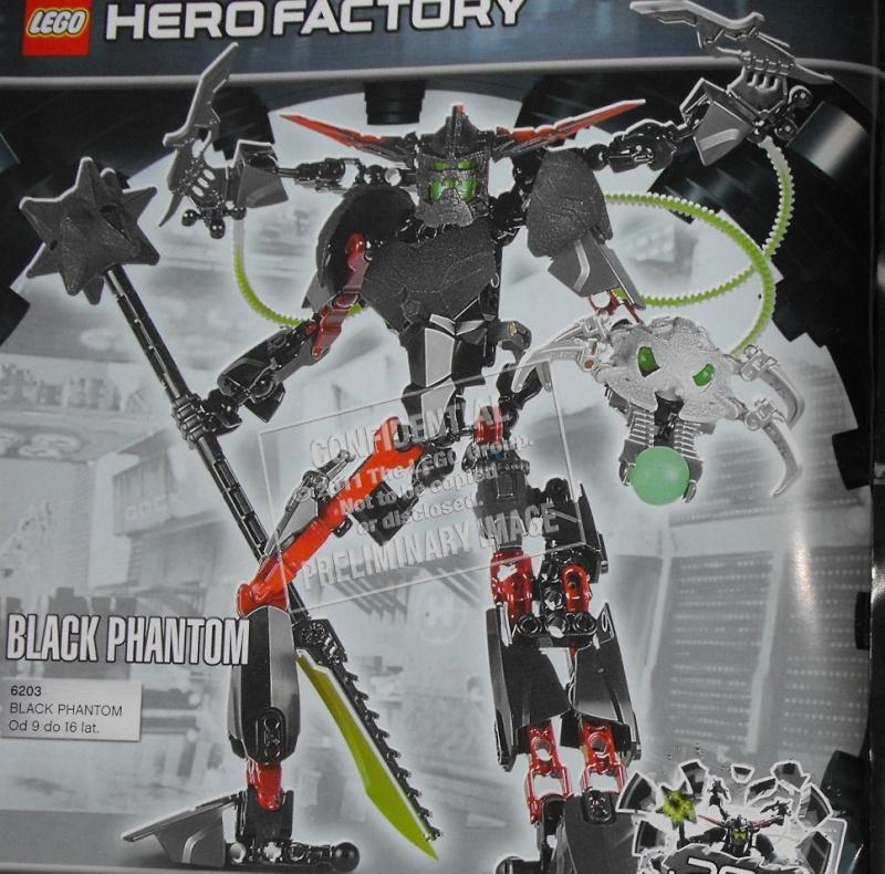 [Figurines] Les Hero Factory 2012 se dévoilent : Images préliminaires Balck_10