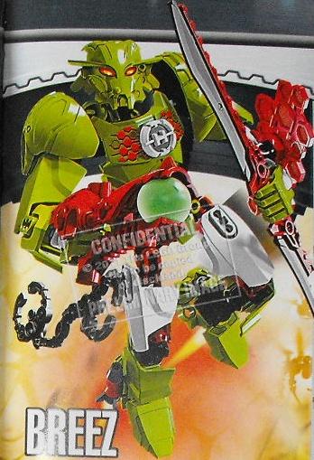 [Figurines] Les Hero Factory 2012 se dévoilent : Images préliminaires Breez_10