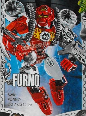 [Figurines] Les Hero Factory 2012 se dévoilent : Images préliminaires Furno_10