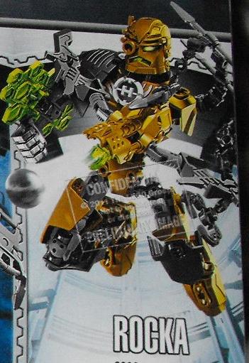 [Figurines] Les Hero Factory 2012 se dévoilent : Images préliminaires Rocka_10