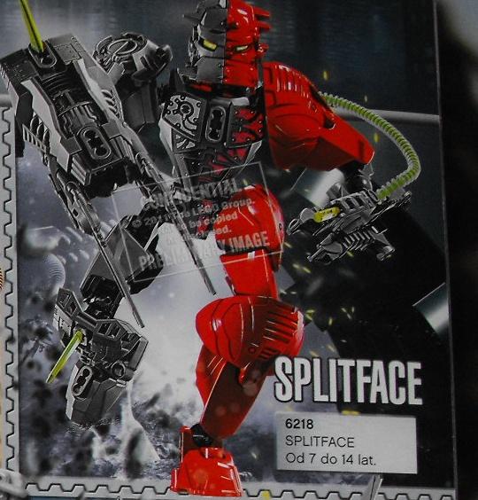 [Figurines] Les Hero Factory 2012 se dévoilent : Images préliminaires Splitf10