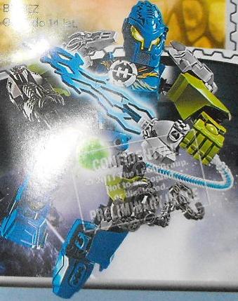 [Figurines] Les Hero Factory 2012 se dévoilent : Images préliminaires Surge_10