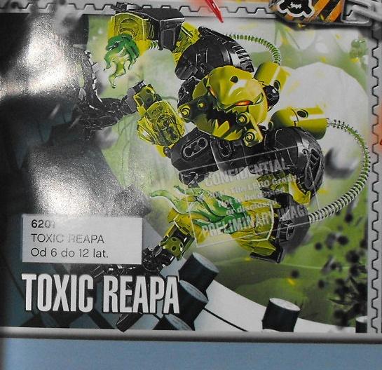 [Figurines] Les Hero Factory 2012 se dévoilent : Images préliminaires Toxic_10