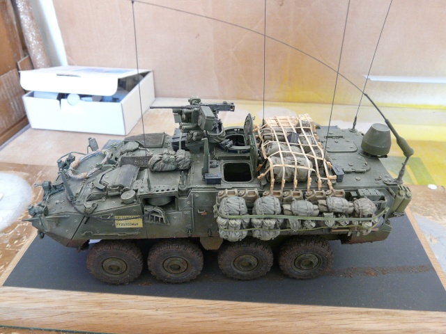M1130 Stryter Commmand Venicle  1-35 scale - Page 4 P1070013