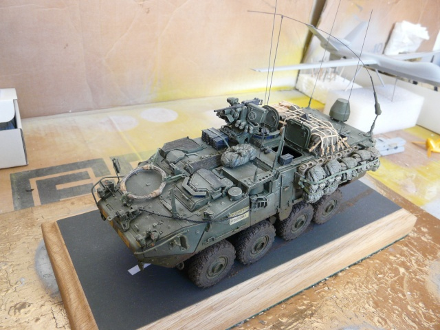 M1130 Stryter Commmand Venicle  1-35 scale - Page 4 P1070014