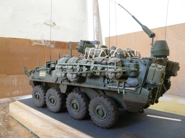 M1130 Stryter Commmand Venicle  1-35 scale - Page 4 P1070015