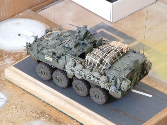 M1130 Stryter Commmand Venicle  1-35 scale - Page 4 P1070018