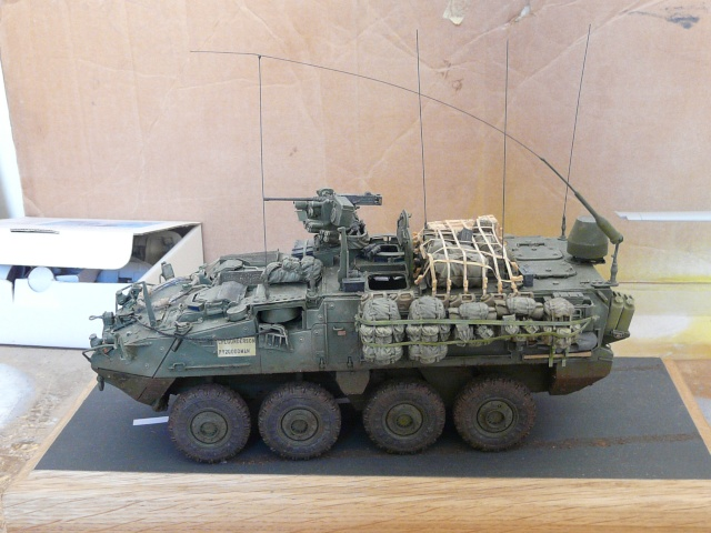 M1130 Stryter Commmand Venicle  1-35 scale - Page 4 P1070019