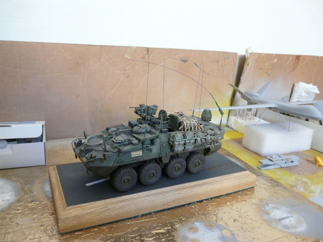 M1130 Stryter Commmand Venicle  1-35 scale - Page 4 P1070020