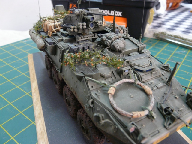 M1130 Stryter Commmand Venicle  1-35 scale - Page 4 P1070022