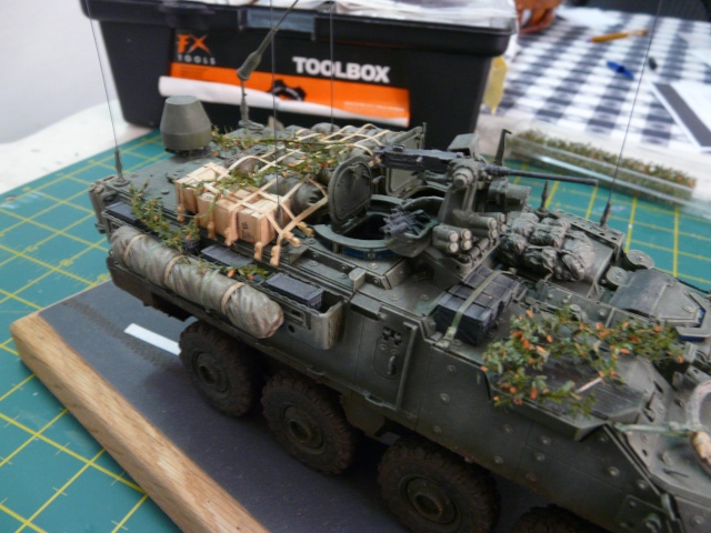 M1130 Stryter Commmand Venicle  1-35 scale - Page 4 P1070023