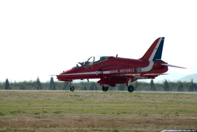Red arrows  Red 4  xx179  italeri 1-48 Red-ar12