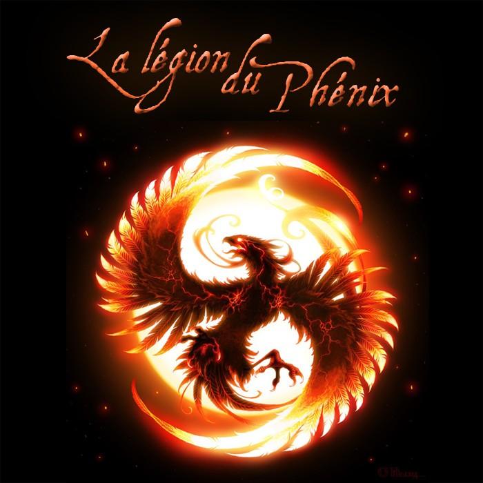 La Légion du Phénix, association qui a été pourrie par Dark Demon ou darksteel2