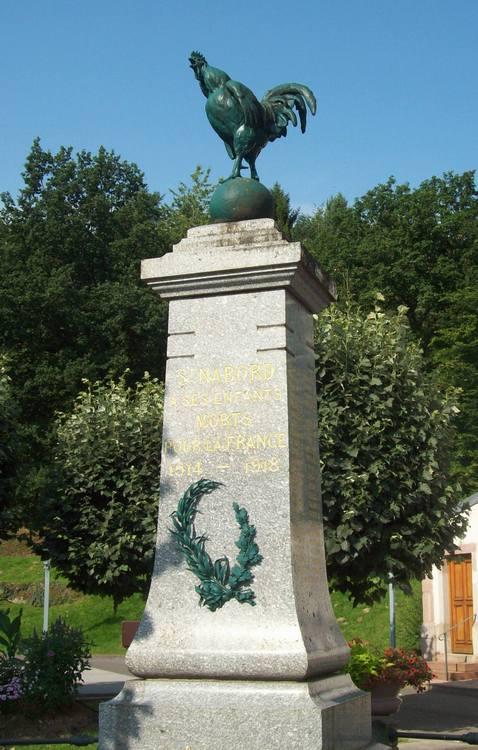 [Histoires et Histoire] Monuments aux morts originaux Français Tome 1 - Page 4 100_1310