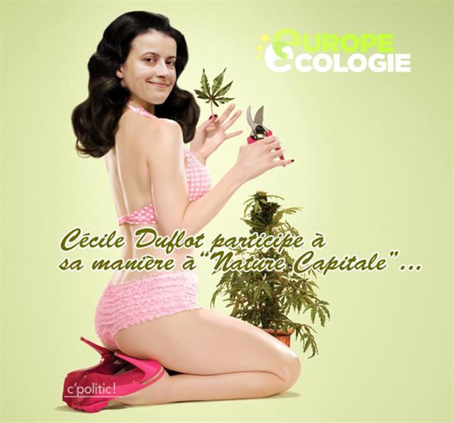 Cécile DUFLOT ministre!!!!!!!! - Page 2 Chipie11