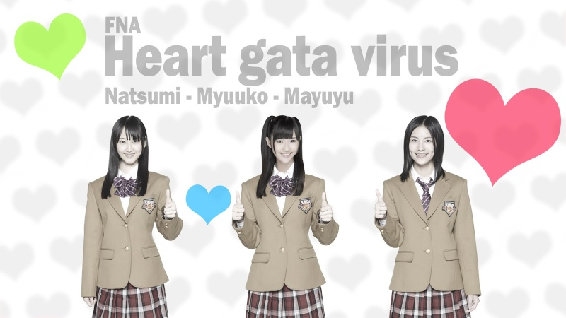 [Stage] Heart Gata Virus 6r1010