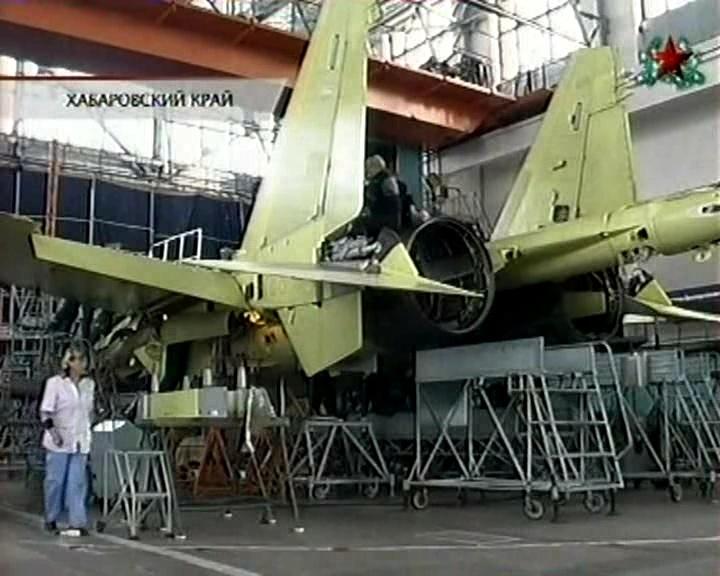 الجزائر تعاقدت على Su-35 من 2009 - صفحة 2 13044310