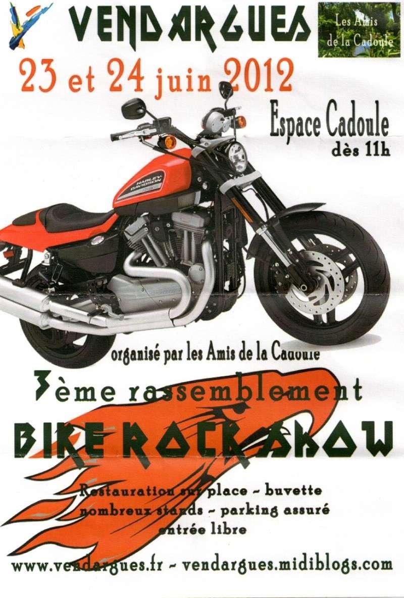 Vendargues 3ème Rassemblement Rock Bike Show Bike_r10