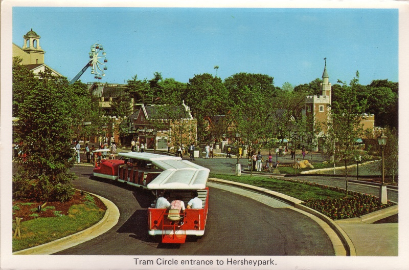 "SPECIAL FEATURE: From ""Hershey Park"" to ""Hersheypark"" - A Look from 1971 to 1973 48444610"