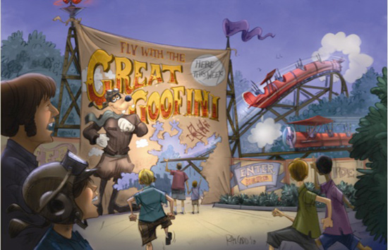 Part of New Fantasyland's Storybook Circus Will Open by Late March at Magic Kingdom Park Goo49610