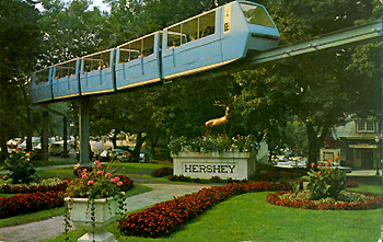 "SPECIAL FEATURE: From ""Hershey Park"" to ""Hersheypark"" - A Look from 1971 to 1973 Hershe10"