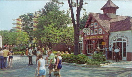 "SPECIAL FEATURE: From ""Hershey Park"" to ""Hersheypark"" - A Look from 1971 to 1973 Hershe13"