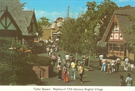 "SPECIAL FEATURE: From ""Hershey Park"" to ""Hersheypark"" - A Look from 1971 to 1973 Postca10"