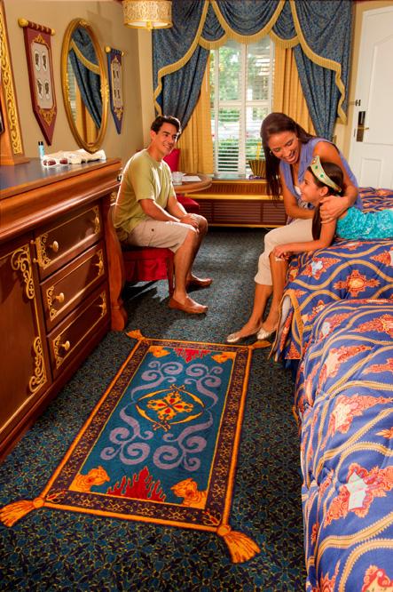 Walt Disney World Resort Looking Forward to Royal Guest Rooms, New Fantasyland and More in 2012 Ryl22910
