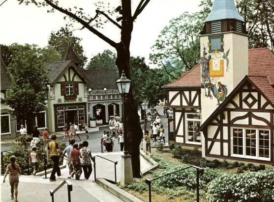 "SPECIAL FEATURE: From ""Hershey Park"" to ""Hersheypark"" - A Look from 1971 to 1973 Sb41_610"