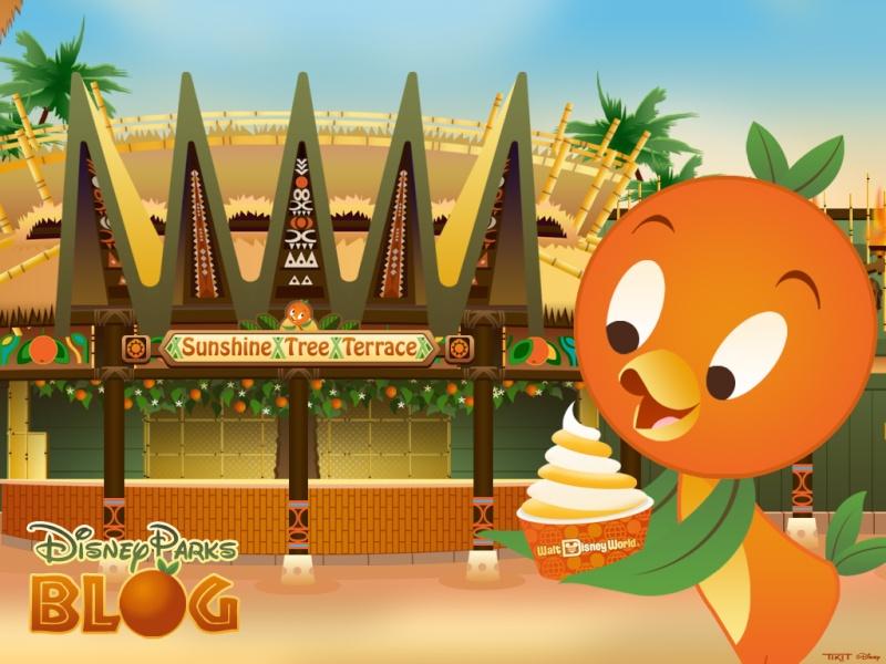 Historic Orange Bird Returns to Adventureland at Magic Kingdom Park Tacket10