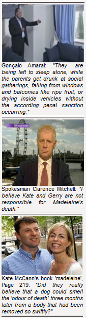 "Forensic scientist Professor David Barclay: ""McCanns evidence 'doesn't add up'"" 2_ga_k10"