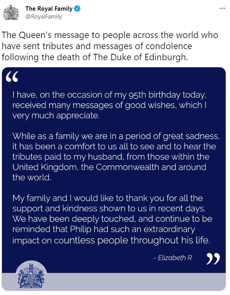 Tribute to HRH The Duke of Edinburgh - Page 5 42033910